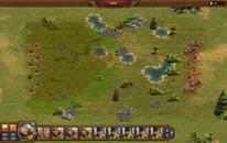Στρατεύματα σε μια μάχη στρατηγικής